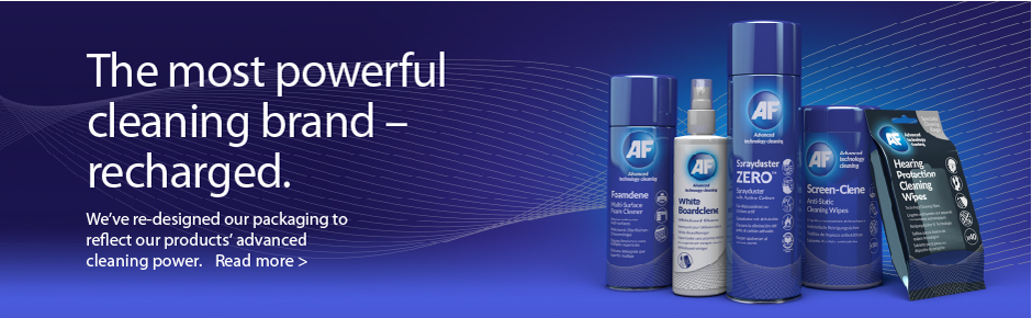 The most powerful cleaning brand rechared.
